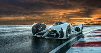 Chevrolet Chaparral 2X Vision Gran Turismo koncepció