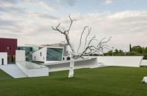 Abiboo kortárs villája Madridban