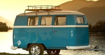 VW Dinky Dub kempingautó