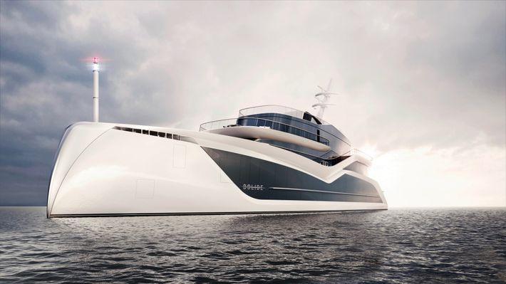Tankoa Project Bolide hajója
