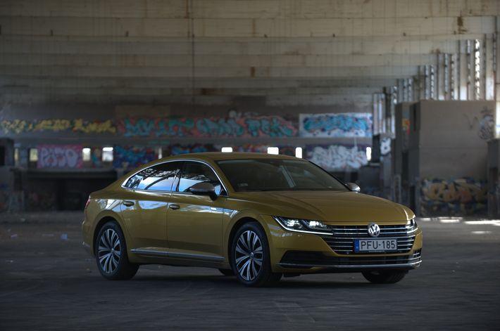 Art Modell – Volkswagen Arteon
