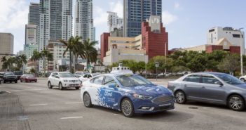 A Ford Miamiban készül tesztelni az önvezető szolgáltatásokat