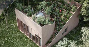 A Penda Plants jin jang háza