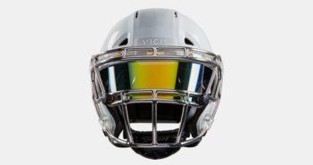 VICIS és az Artefact amerikai futball sisakja