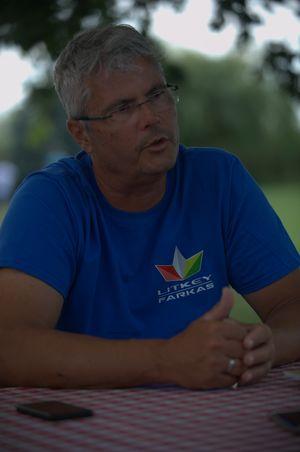 Litkey Farkay, Ford Edge modellnagykövet