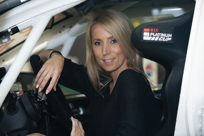 Vogel Adrienn autóversenyző