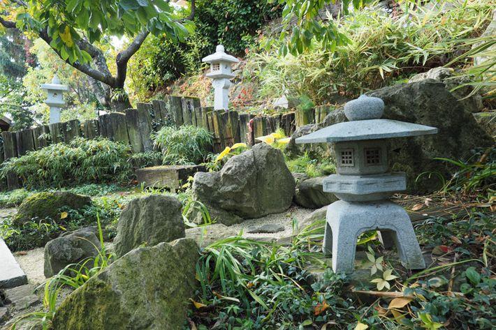 Japánkertek