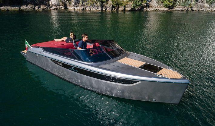 Cranchi E26 Classic jacht