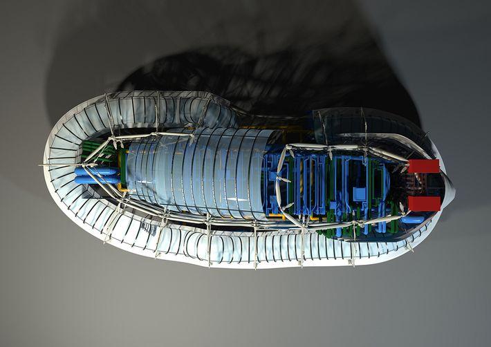 Air Max 3D koncepció