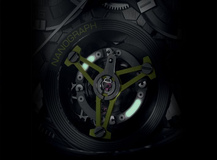 Carrera Calibre Heuer 02T Tourbillon