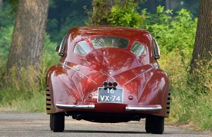 Alfa Romeo 8C 2900B Berlinetta