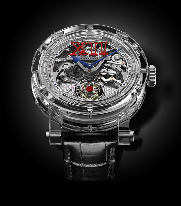 Minute Repeater Flying Tourbillon Légèreté