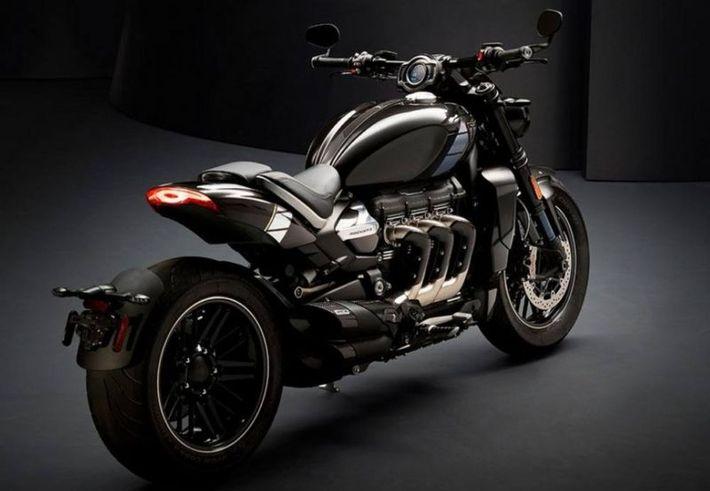 A Triumph Motorcycles bemutatta az elképesztő TFC koncepciót