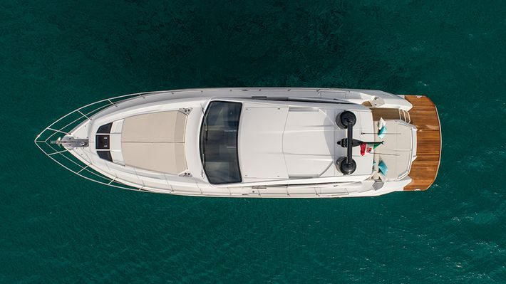 Mini jacht