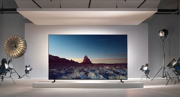 Samsung 2019 QLED TV-k