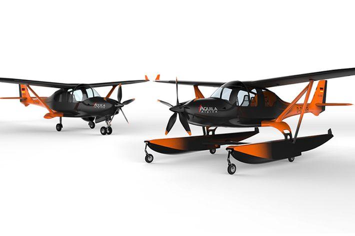 Alpina Aircraft