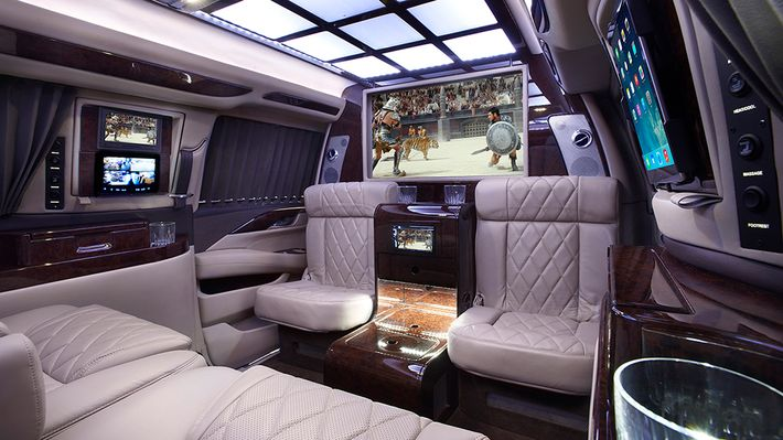 Executive Protection Escalade