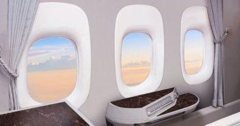 Emirates luxus lakosztály