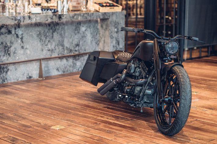 Harley-Davidson Noir King