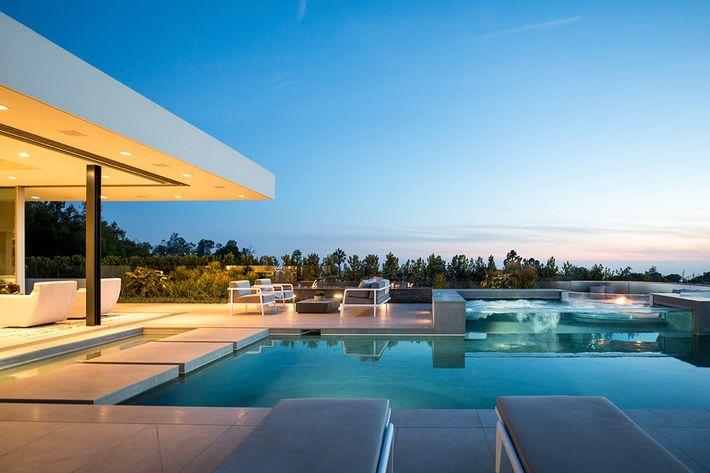Beverly Hills legszebb luxusotthona