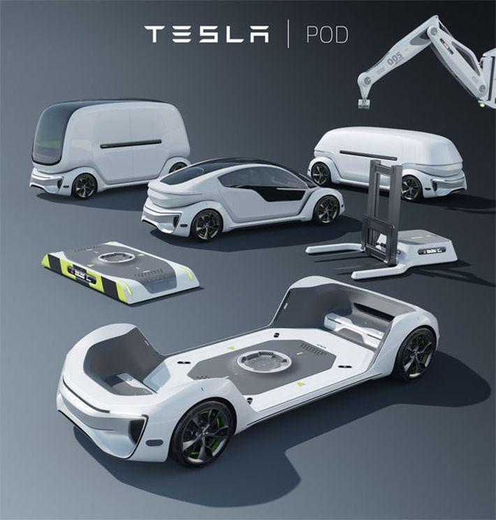 Tesla Pod