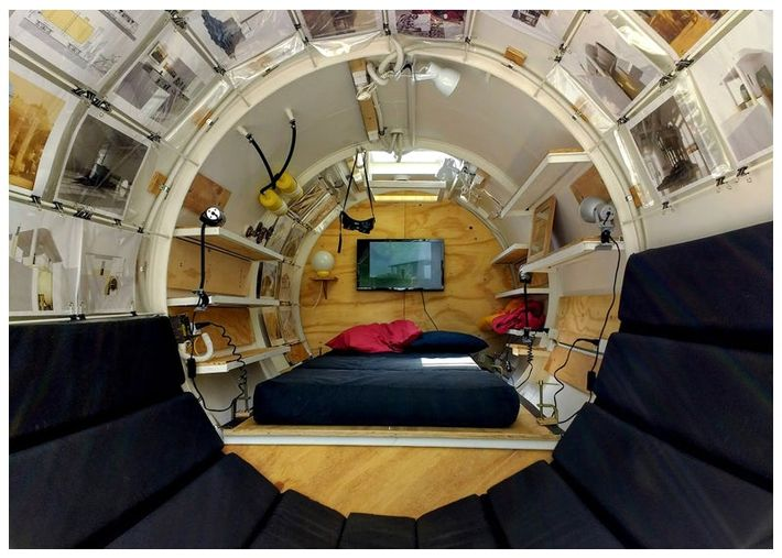 Bunker lakás