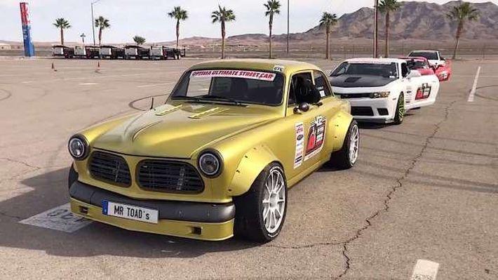 Corvette-Volvo