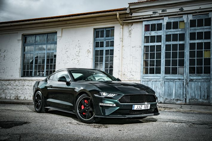 Kiss Gergely a Ford Mustang nagykövete