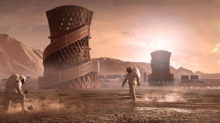 MARS telepek