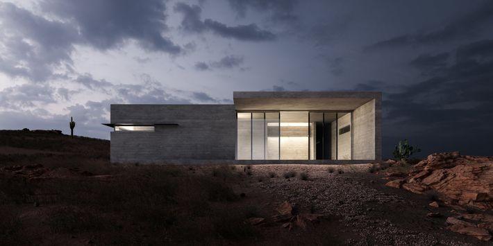 The Sharp House