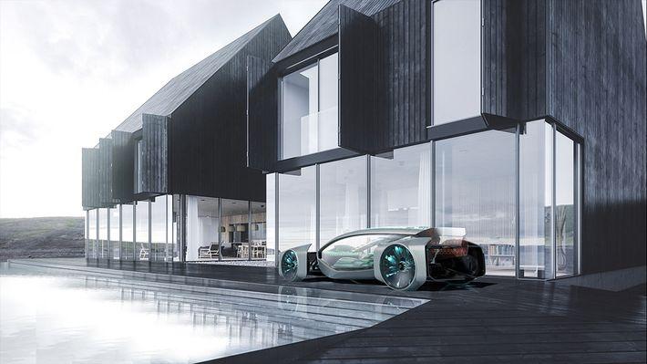 Renault EZ-Tournée koncepció