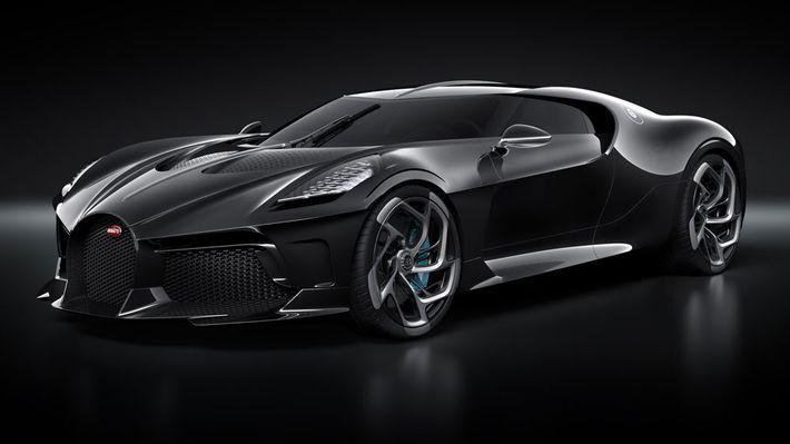Ki vette meg a világ legdrágább autóját