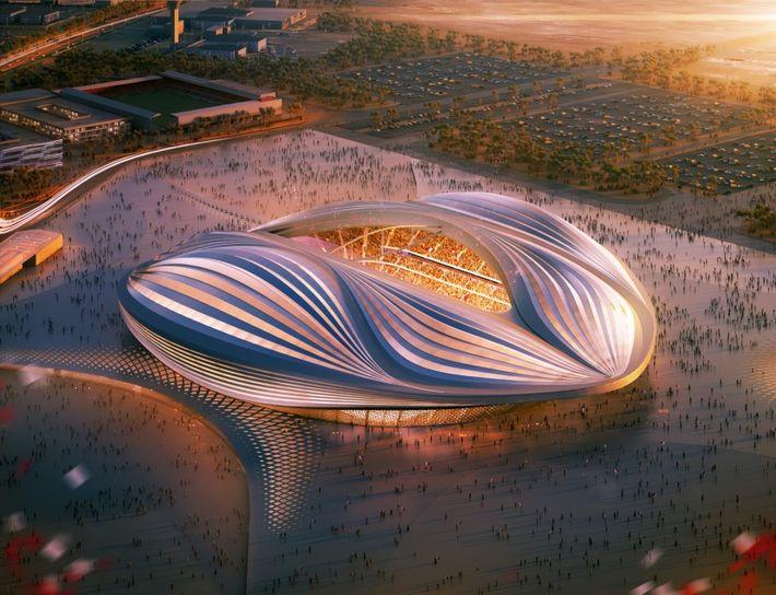 Al Wakrah stadion