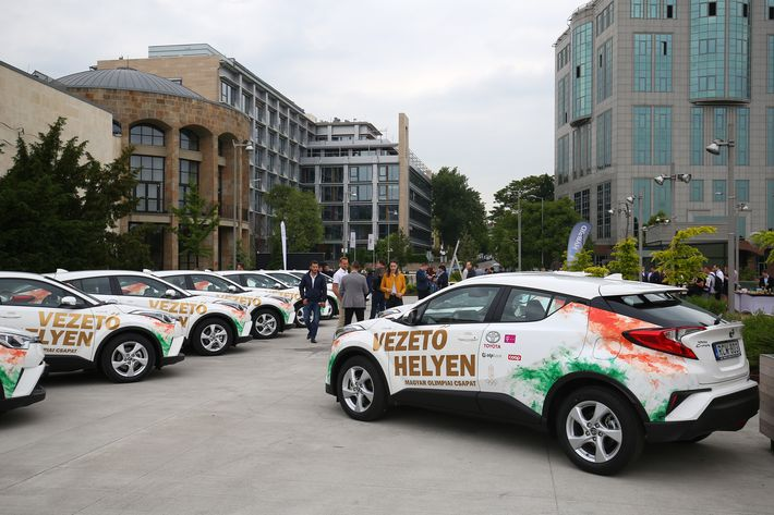 Toyota támogatás