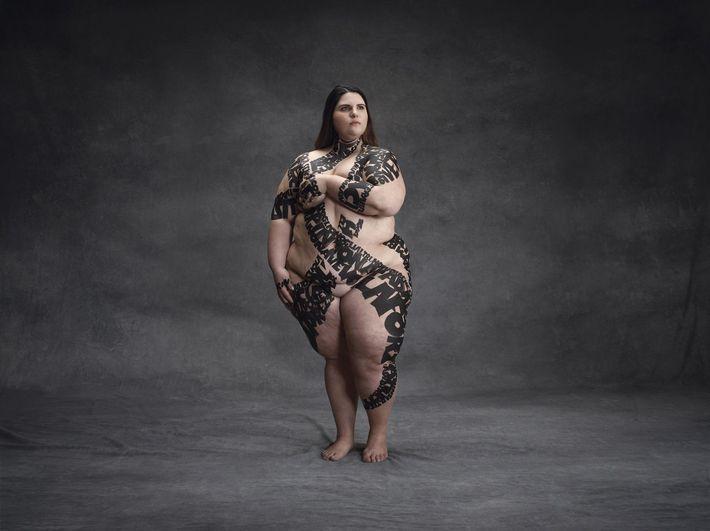 Lenyűgöző fotósorozat az elhízás veszélyeiről