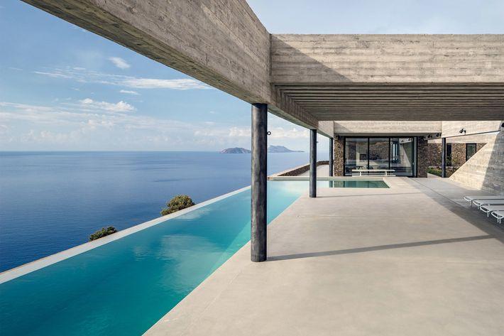 Crete Ring ház