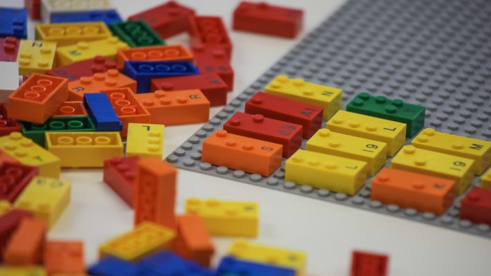 Braille Lego