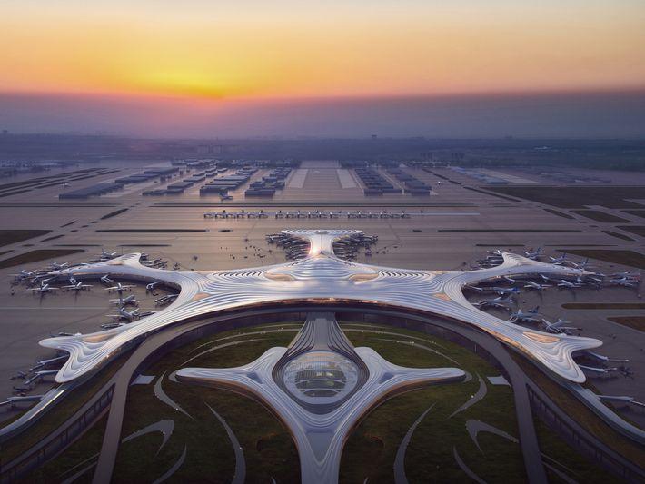 Hópehely Airport