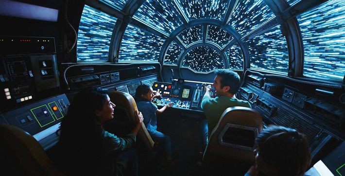Star Wars: Galaxy's Edge komplexum