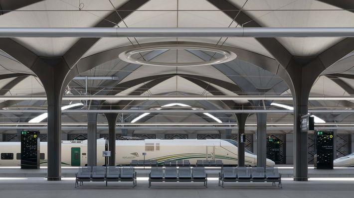 Lenyűgöző vasútállomások