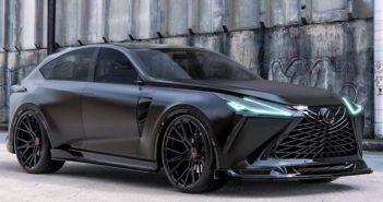 Lexus VIP