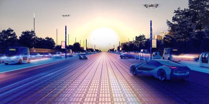 Autópályák 2050