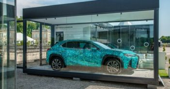 Lexus Art car