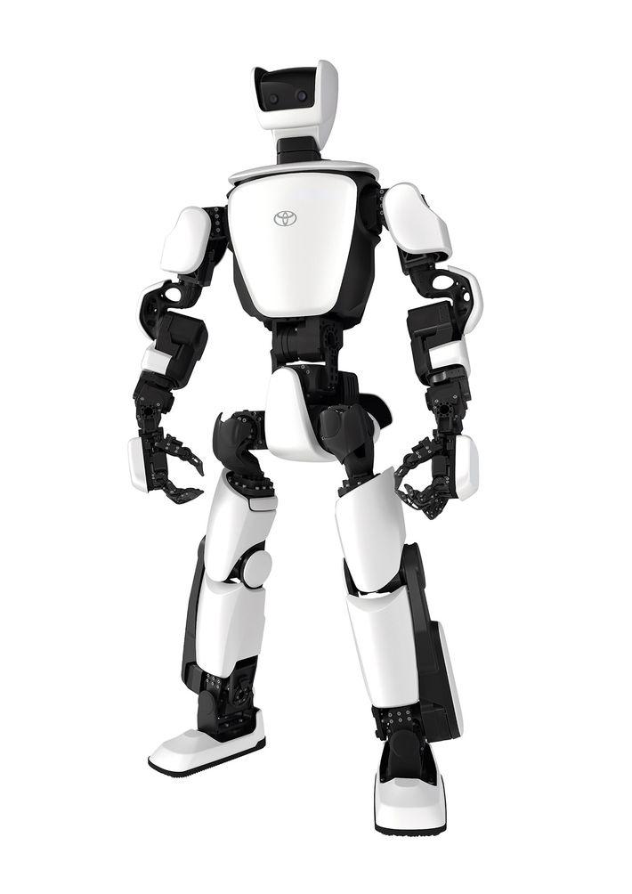 Toyota robotok
