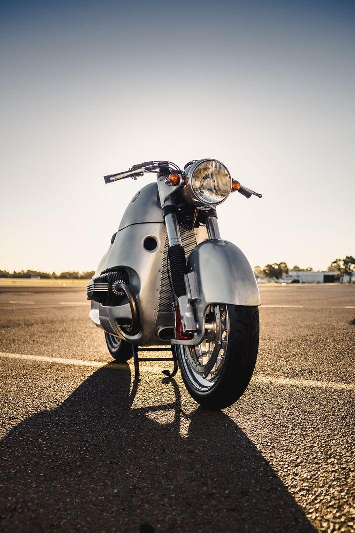 BMW Aero