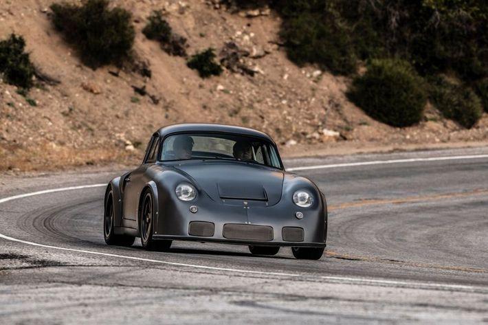 Szemet gyönyörködtető Porsche 356 RSR