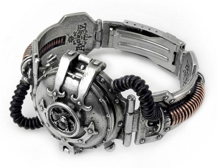 EER Steam-Powered Entropy Watch
