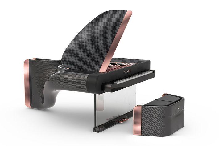 Exxeo zongora