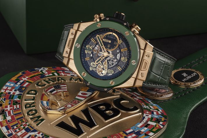 Big Bang Unico WBC