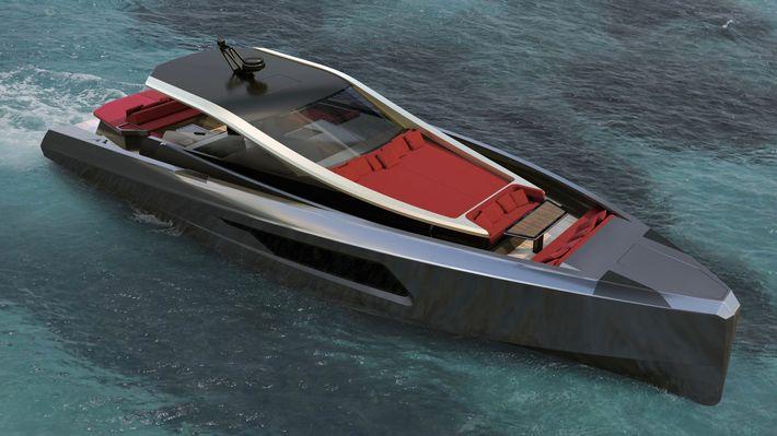 Maori Yacht 64ft